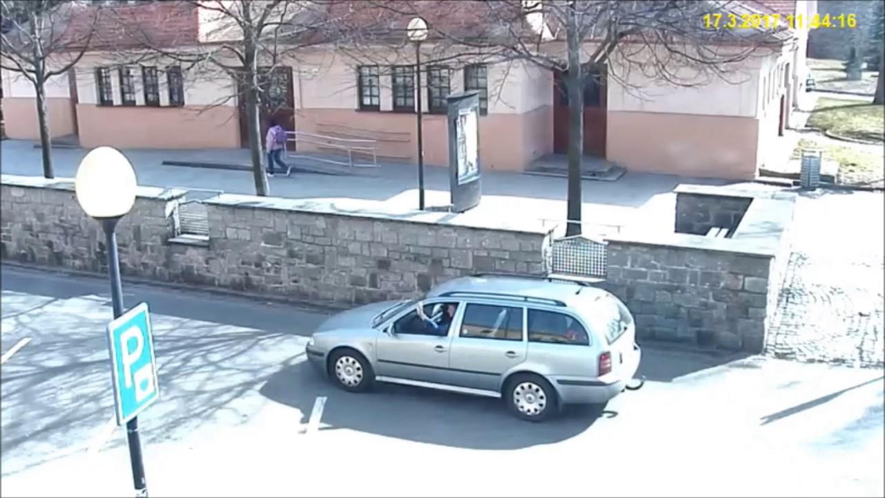 Muž v Jihlavě obtěžující své okolí